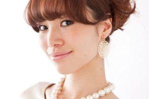 結婚式の席にぴったり50代のショート髪型アレンジ - 【結婚式 ...
