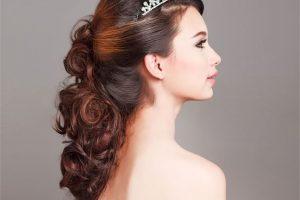 上品で控えめな50代アップの結婚式の髪型 - 【結婚式】髪型 ...